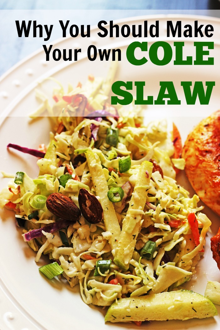 Why You Should Make Your Own Cole Slaw | Good Cheap Eats