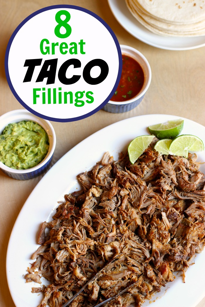 8 Great Taco Fillings Good Cheap Eats