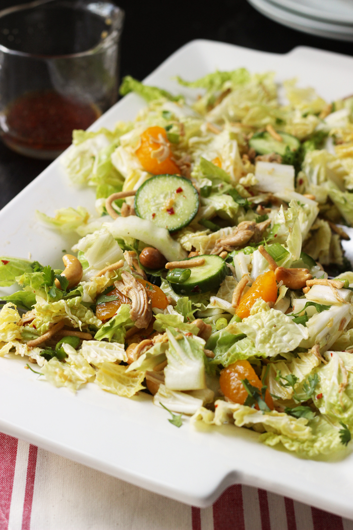 Asian Cabbage Salad GCE