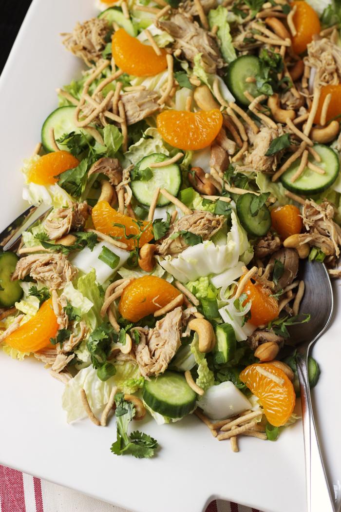 6 Super Dinner Salad Recipes for Summer | Good Cheap Eats