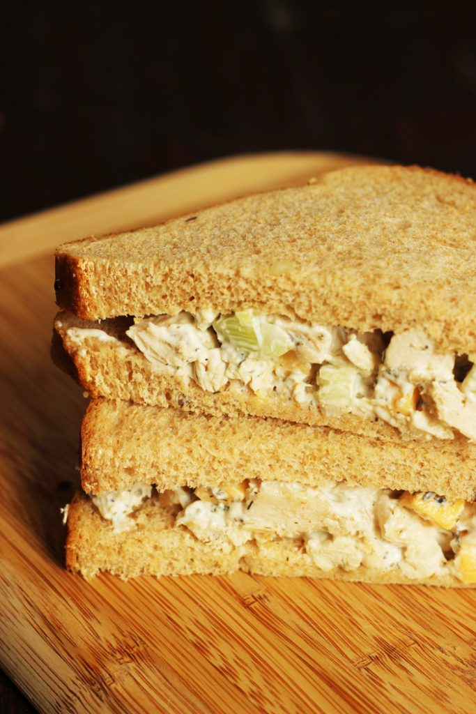 Chicken Salad Sandwich Recipe LAM