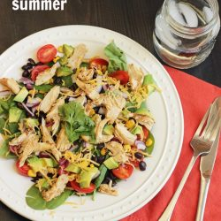 Dinner Salad Recipes that are Super for Summer