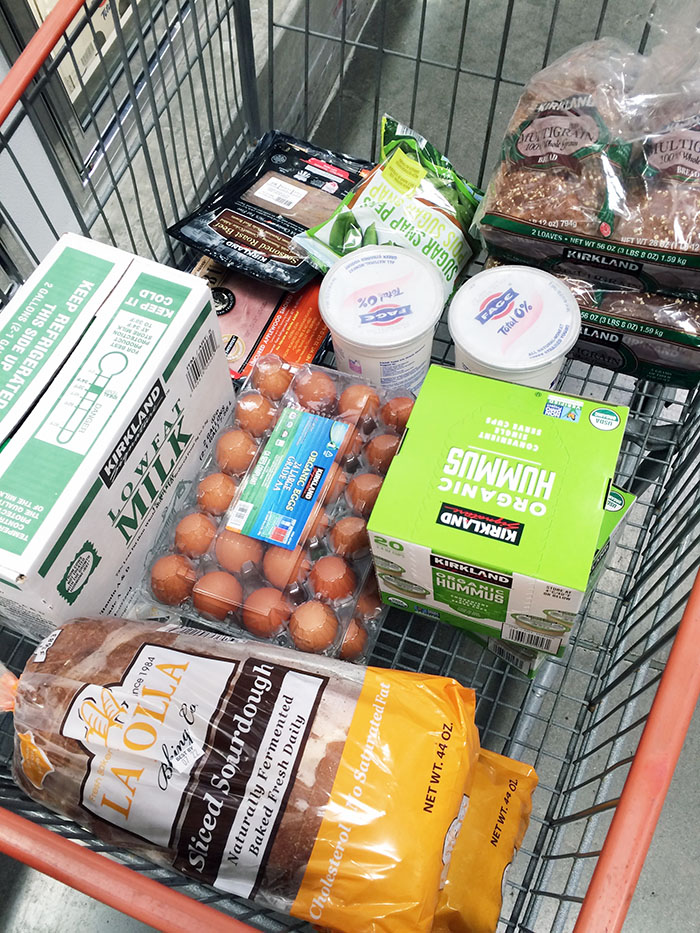 Grocery Geek: What We Spent in July | Good Cheap Eats