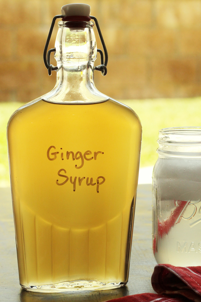 Ginger Syrup Recipe | Good Cheap Eats