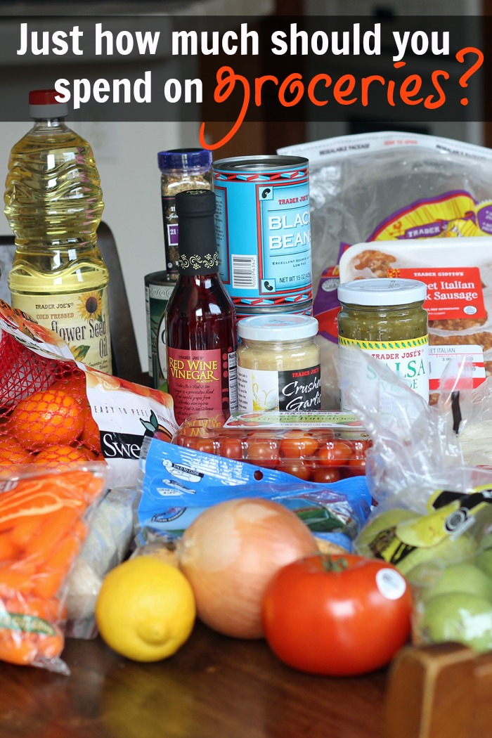 How Much Should You Spend on Groceries? | Good Cheap Eats