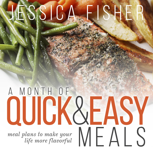 Cover of Quick and Easy Meal Plan