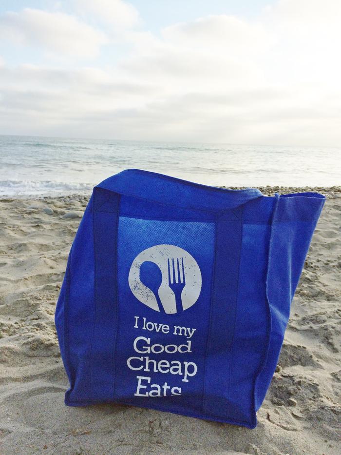 good cheap eats on the beach