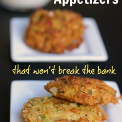 Easy Appetizers that Won't Break the Bank