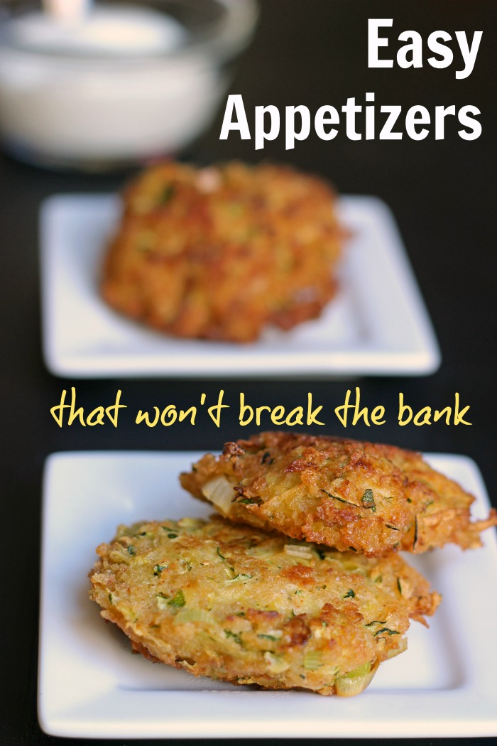 how to make easy appetizers