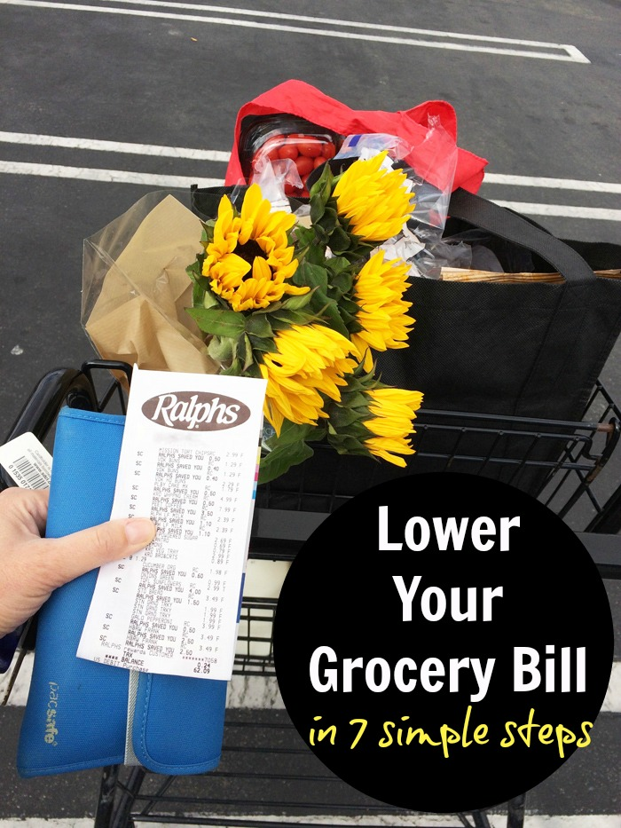 Lower Your Grocery Bill in 7 Simple Steps | Good Cheap Eats