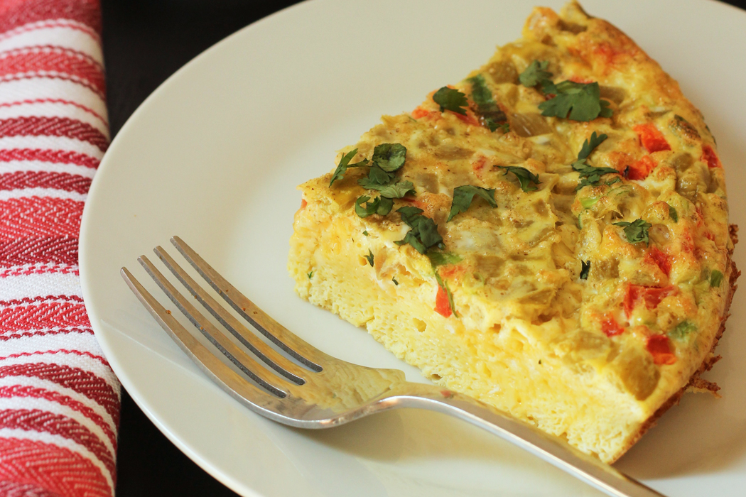 Southwestern Oven Omelet | Good Cheap Eats
