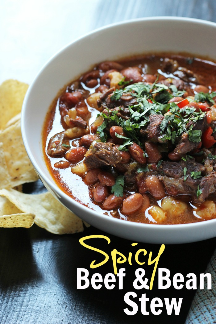 Spicy Beef and Bean Stew | Good Cheap Eats