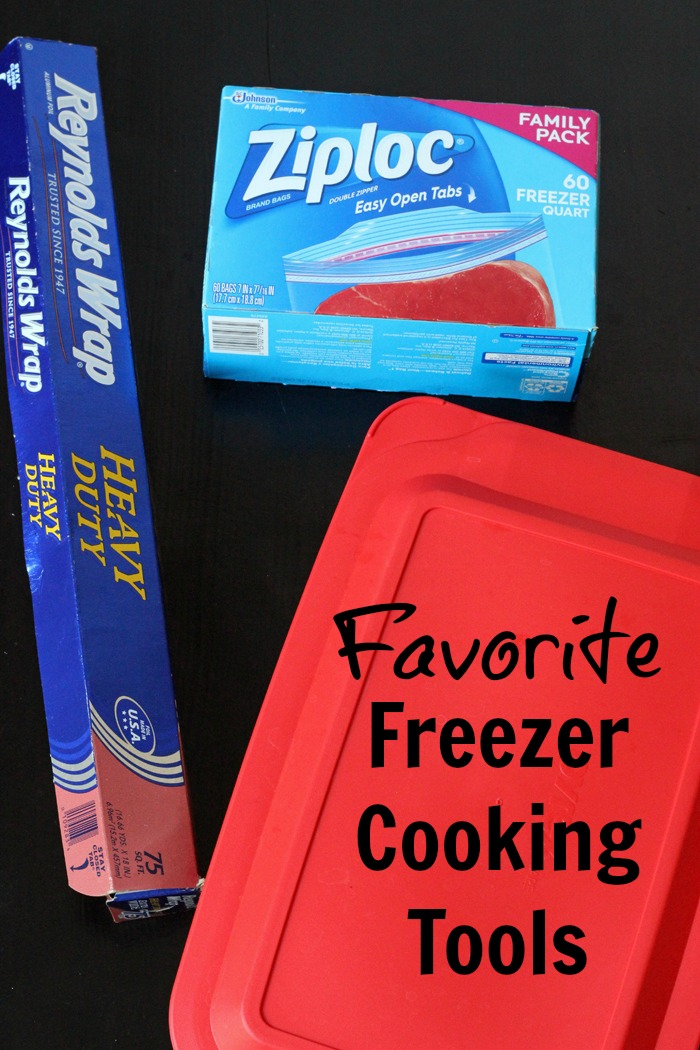Favorite Freezer Cooking Tools | Good Cheap Eats