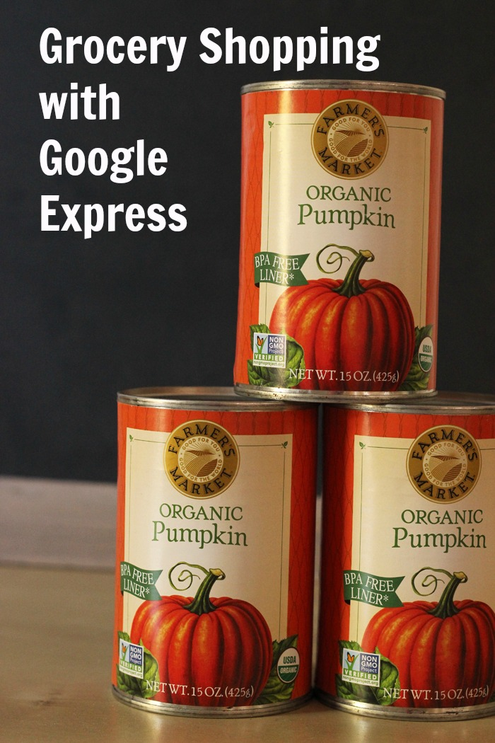 Grocery Shopping with Google Express | Good Cheap Eats