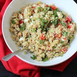 Quinoa Salad Good Cheap Eats