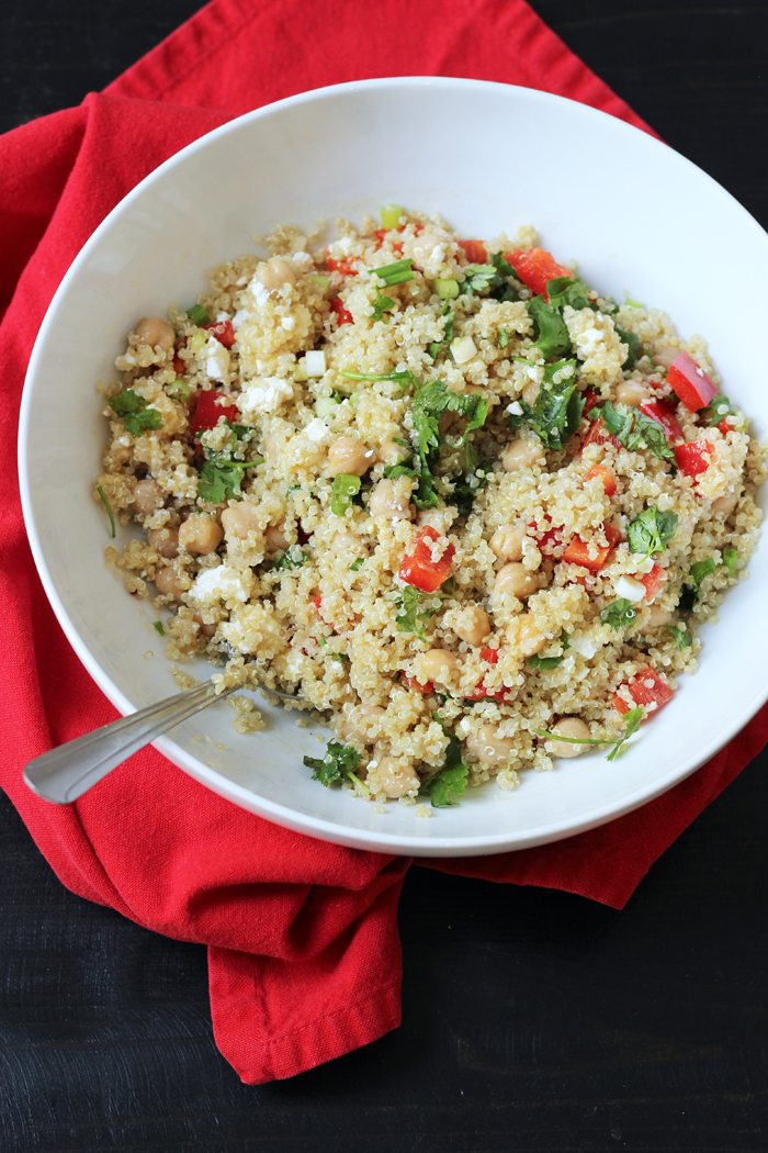 Quinoa Salad Good Cheap Eats