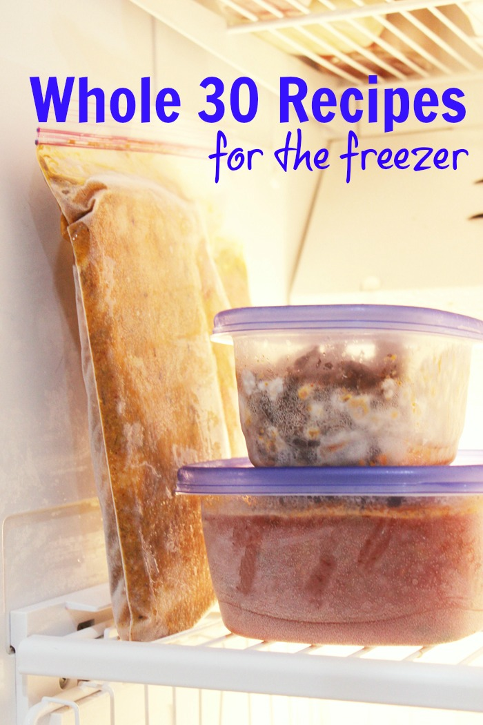 Whole 30 Recipes You Can Freeze | Good Cheap Eats