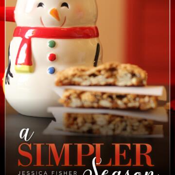 A Simpler Season ebook cover