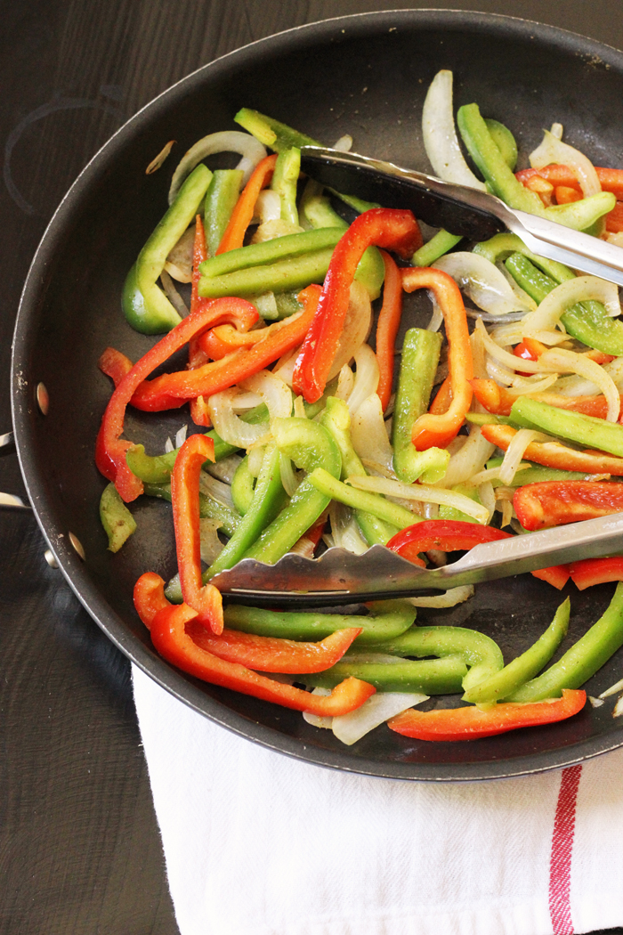Fajita Vegetables | Good Cheap Eats