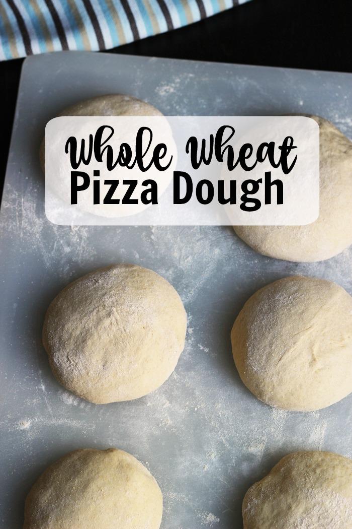 Whole Wheat Pizza Dough Recipe | Good Cheap Eats