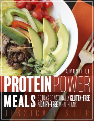 Cover of Protein Power Meal Plan