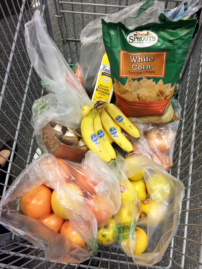 Grocery Geek: What We Spent in January