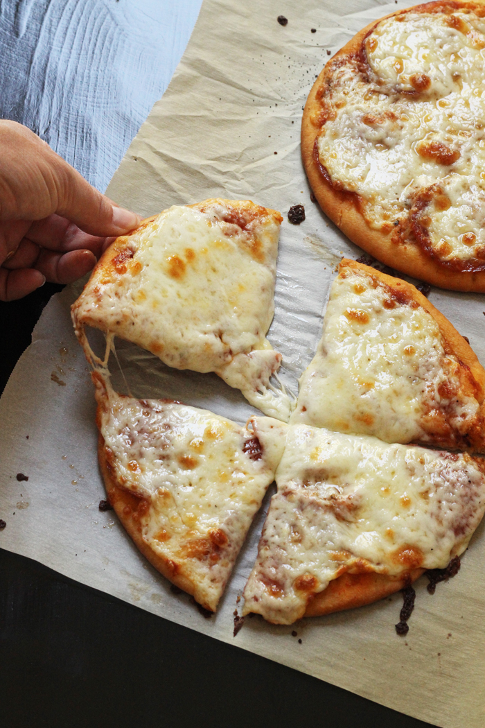 5-Ingredient Pizza | Good Cheap Eats