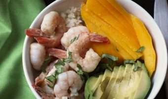 Shrimp Bowls Recipe from Good Cheap Eats