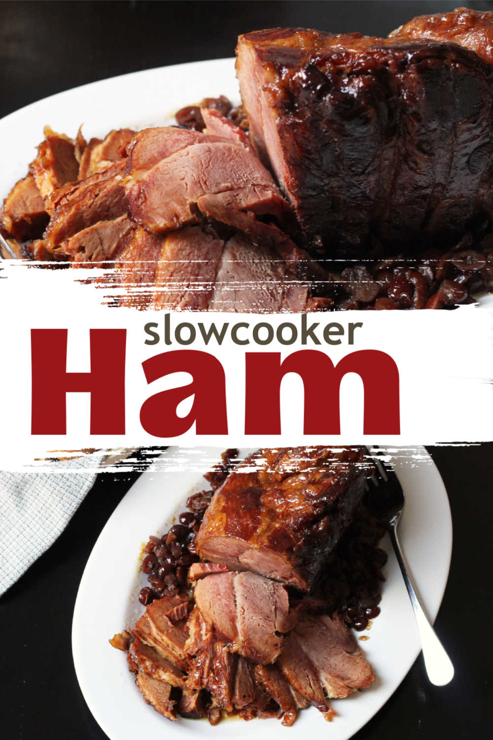 Slow Cooker Ham For The Holidays | Good Cheap Eats