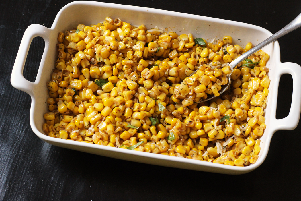 Seasoned Corn Off the Cob   Good Cheap Eats