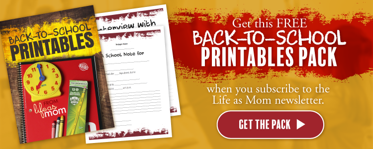 Click to get the free printable
