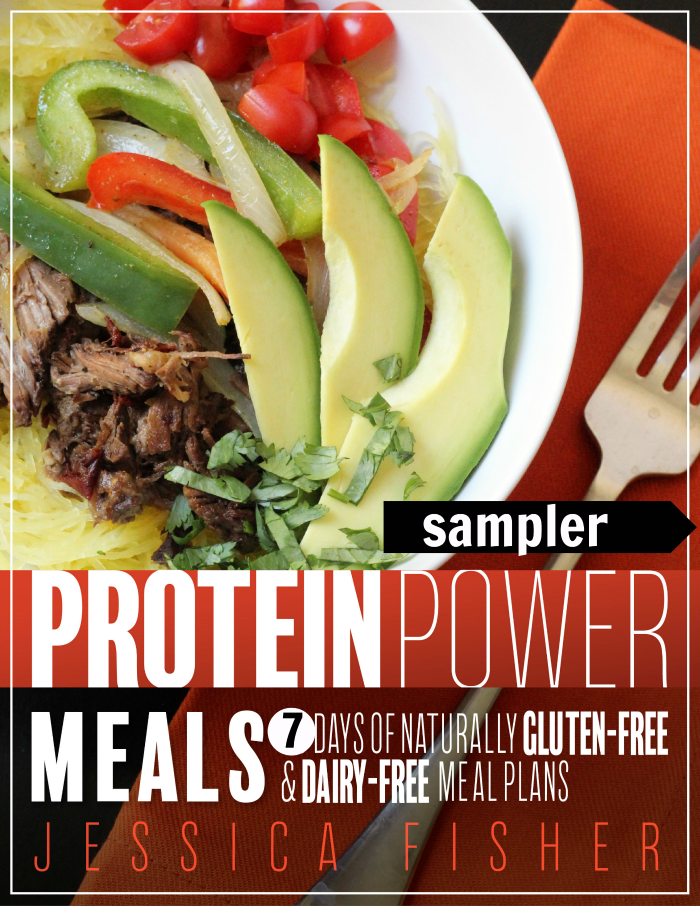 Download a FREE Weekly Meal Plan: Protein Power from Good Cheap Eats