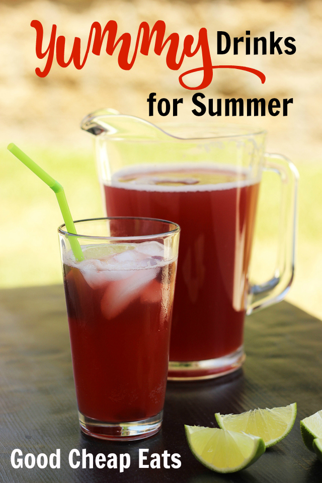 Yummy Drinks I Think We Should Try This Summer | Good Cheap Eats