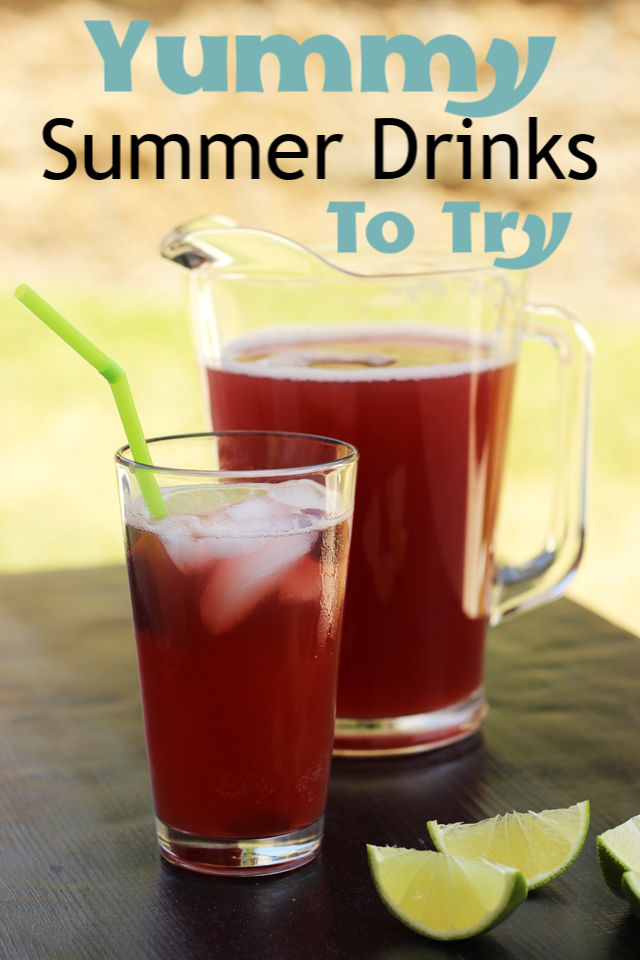 Yummy Summer Drinks To Try | Good Cheap Eats