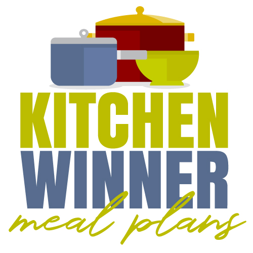 kitchen winner meal plan logo