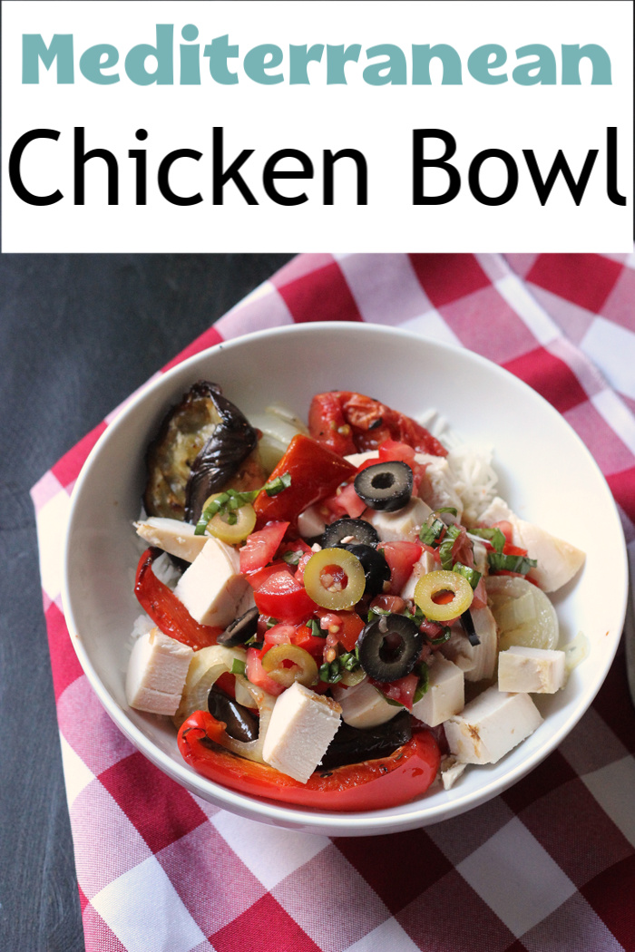Mediterranean Chicken Bowl | Good Cheap Eats