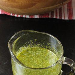 Cilantro Lime Dressing Recipe | Good Cheap Eats