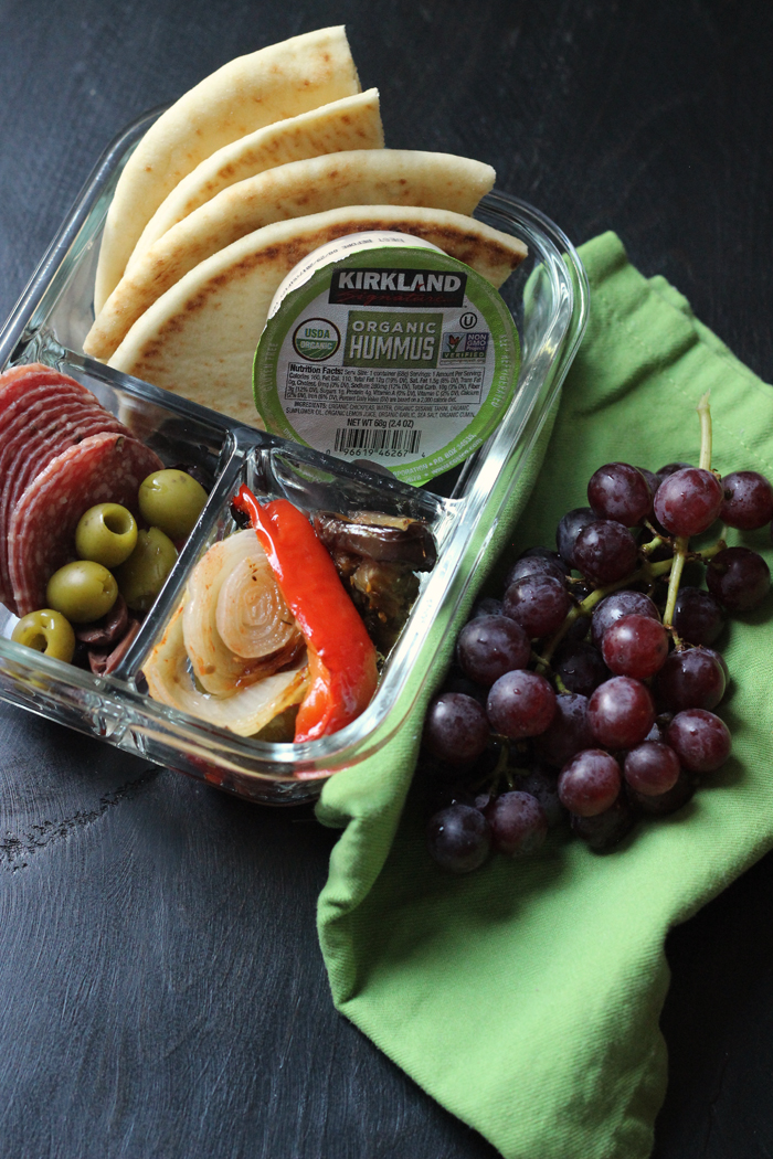 Mediterranean Snack Box | Good Cheap Eats