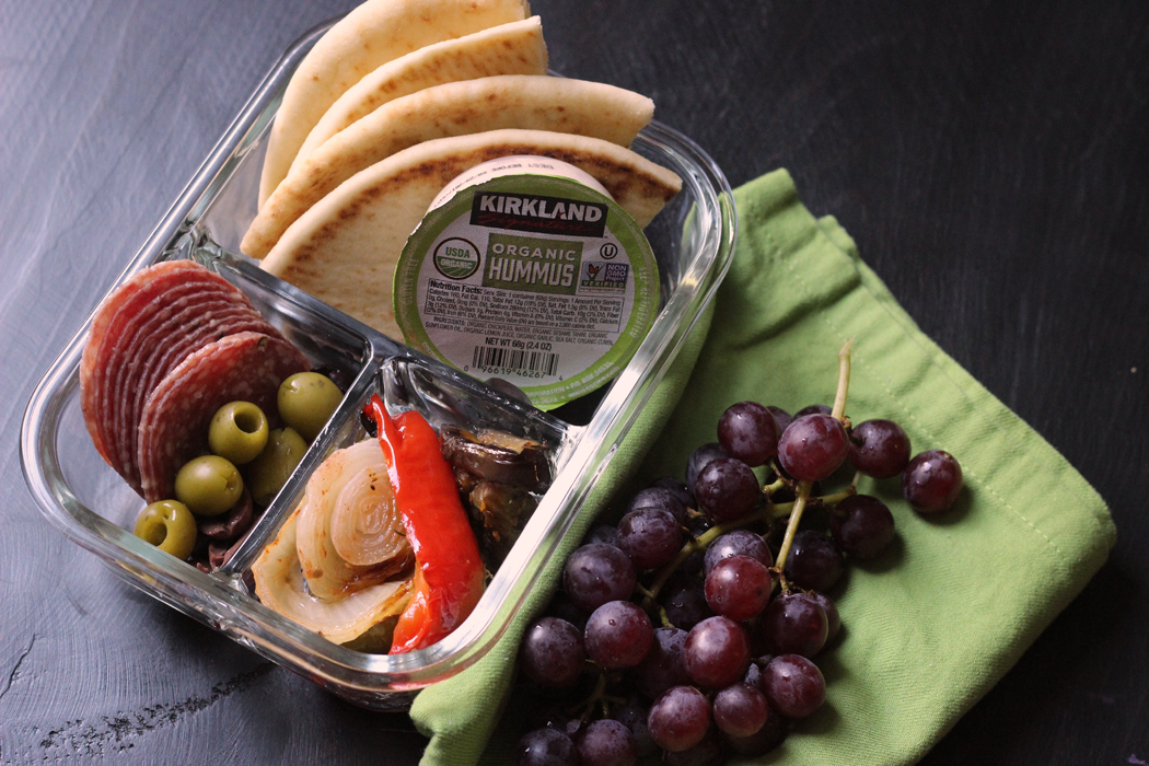 Mediterranean Snack Box | Good Cheap Eats