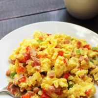Denver Scramble Makes for a Great Breakfast