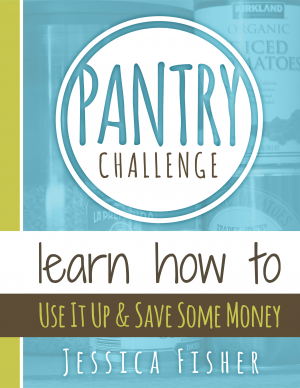 15ae5f67eb7b Take the Pantry Challenge - Good Cheap Eats Tips for Saving Money