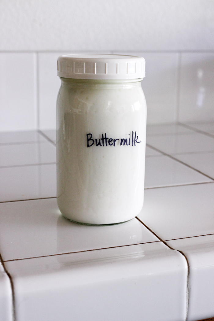 How to Make Real Buttermilk | Good Cheap Eats