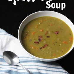 Split Pea Soup from Good Cheap Eats