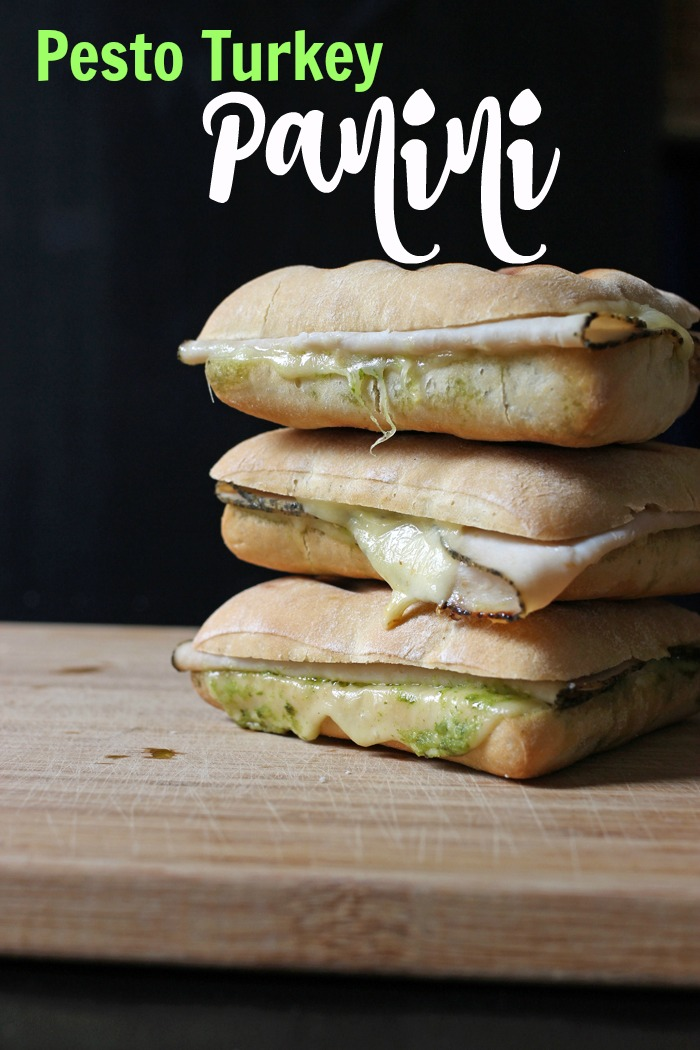 Pesto Turkey Panini | Good Cheap Eats