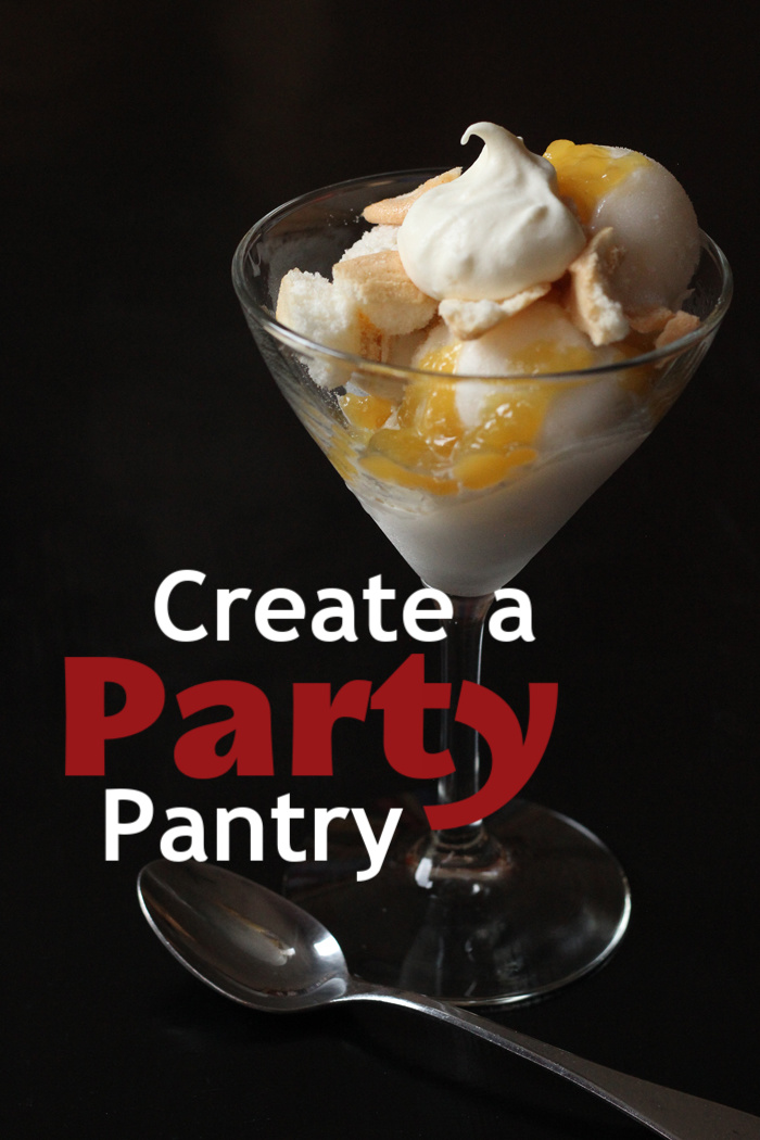 Create a Party Pantry for Frugal Entertaining | Good Cheap Eats