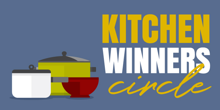 kitchen winners circle