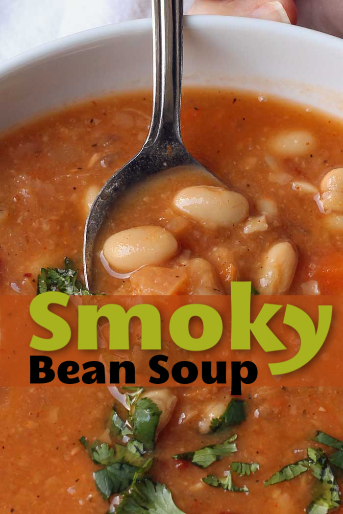 Smoky Bean Soup | Good Cheap Eats