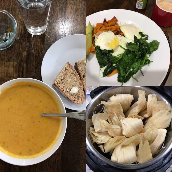 pantry challenge meals week 2
