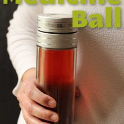 Homemade Medicine Ball Tea Recipe