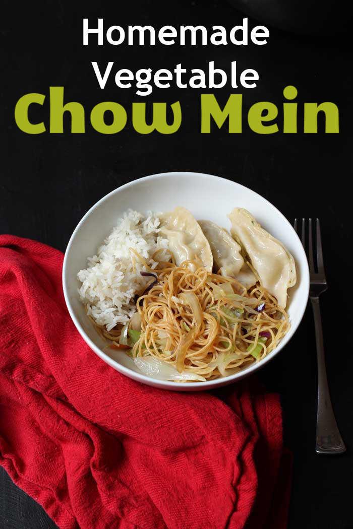 Homemade Vegetable Chow Mein   Good Cheap Eats